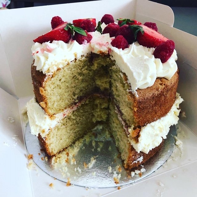 The Cake Profile